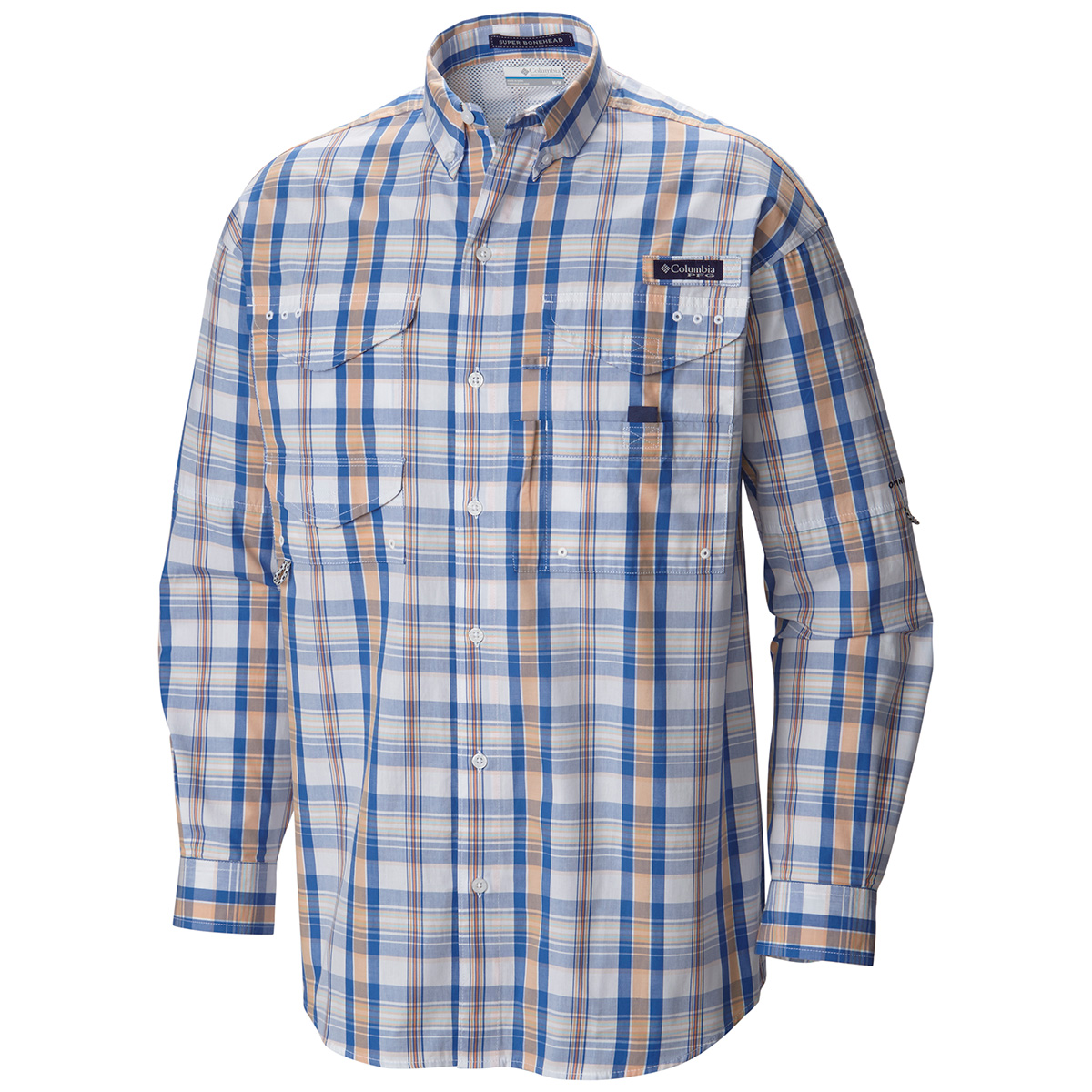 columbia super bonehead classic ls shirt fishing shirts
