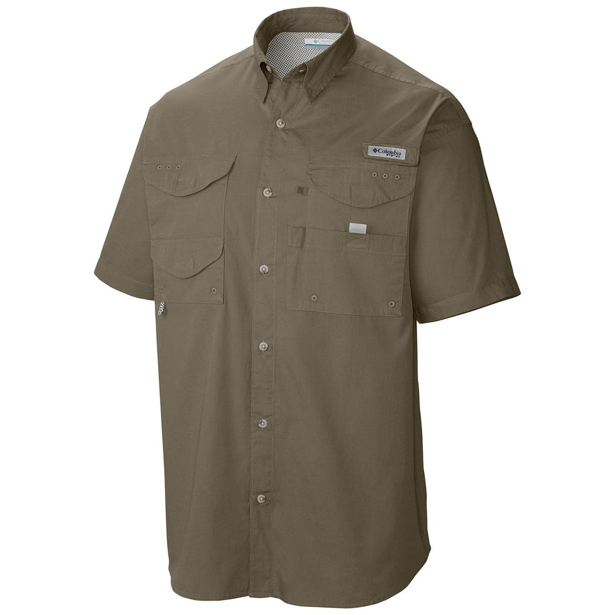 Columbia bonehead ss shirt fishing shirts taimen for Columbia cotton fishing shirt