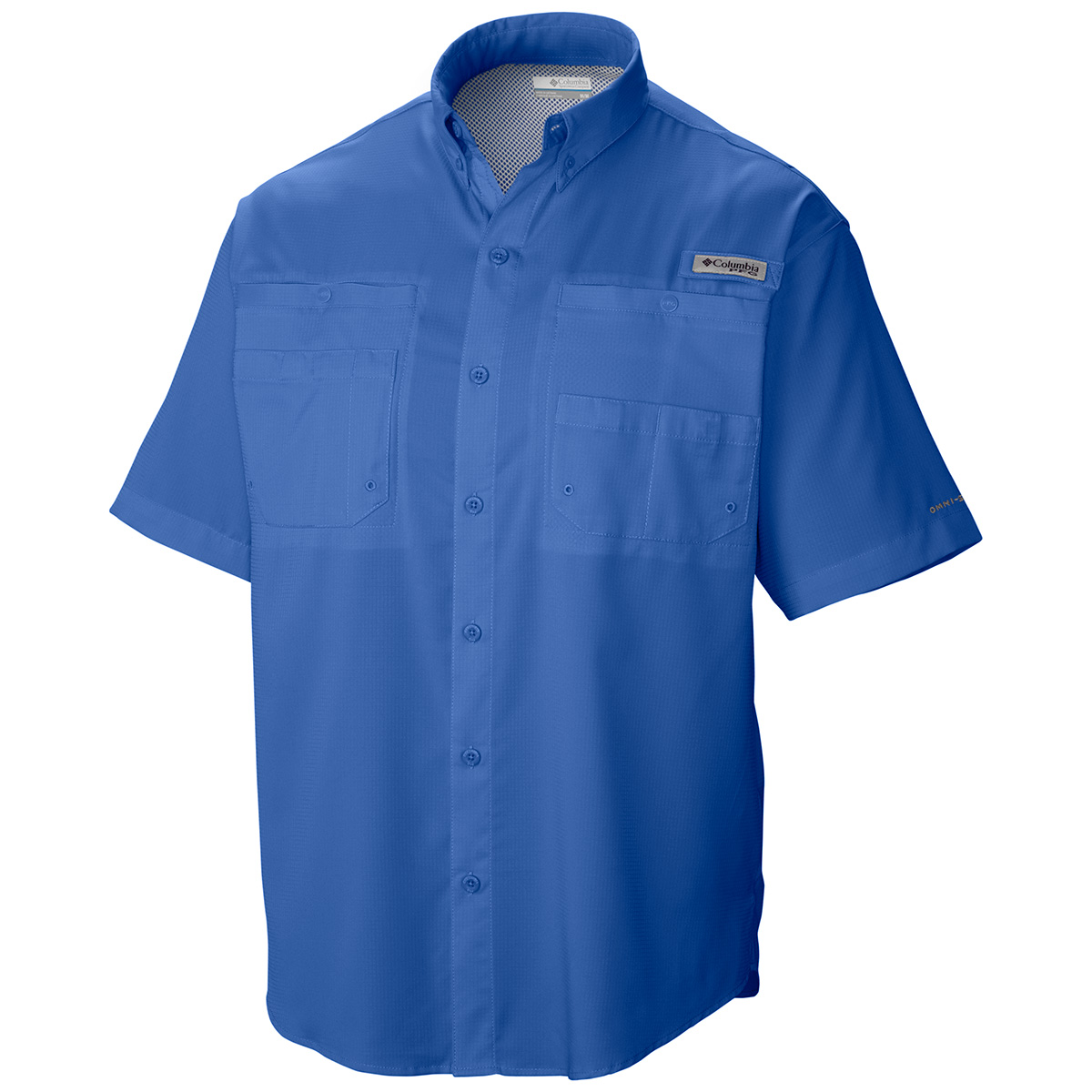 Columbia tamiami ii ss shirt fishing shirts taimen for Two fish apparel