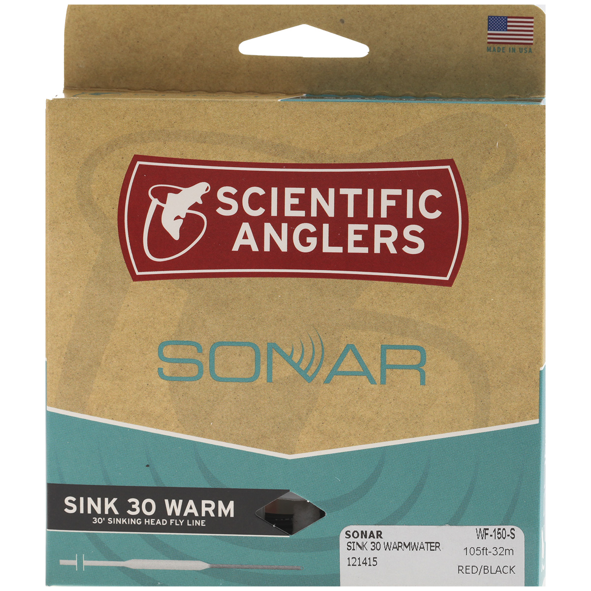 Scientific Anglers Sonar 30
