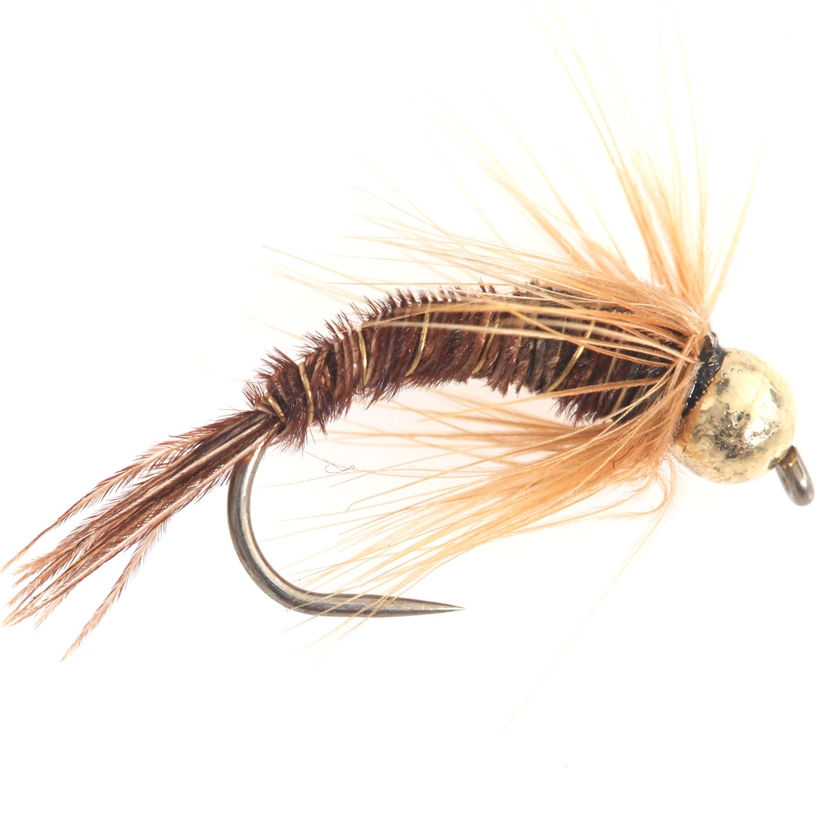 Tungsten BH Polish Pheasant Tail