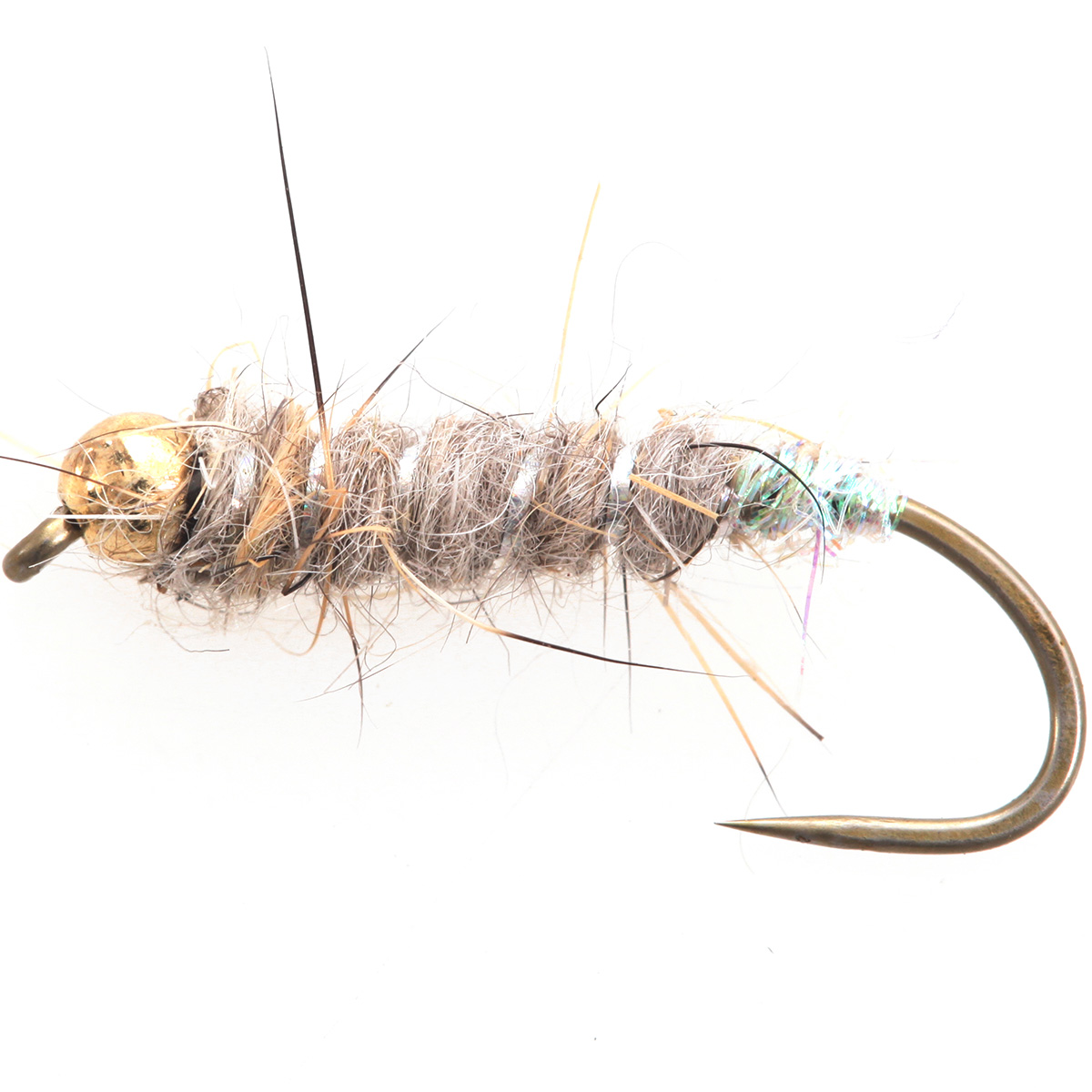 Tungsten bh caddis case nymph tungsten beads nymphs for Ebay fly fishing