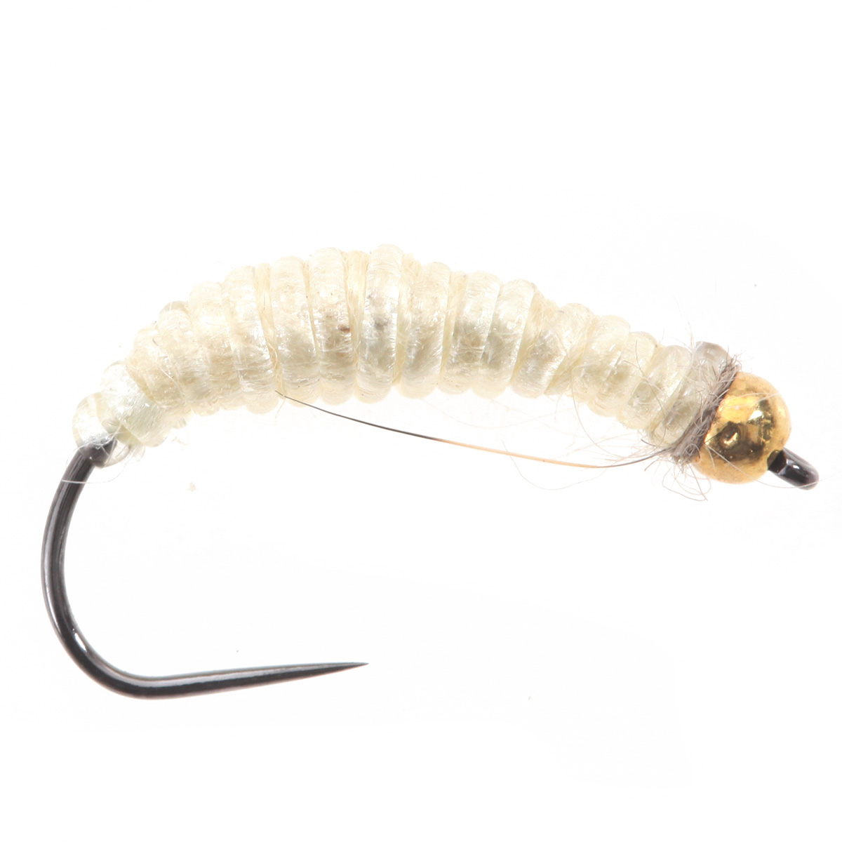 Tungsten BH Case Free Caddis Cream