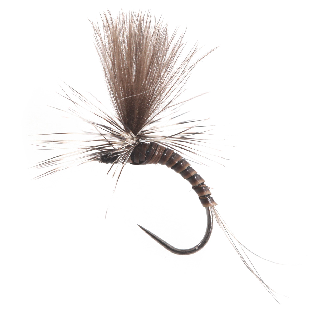 Emerger Parachute Quill Body CDC Natural