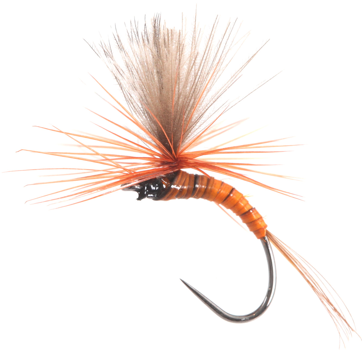 Emerger Parachute CDC Red Quill