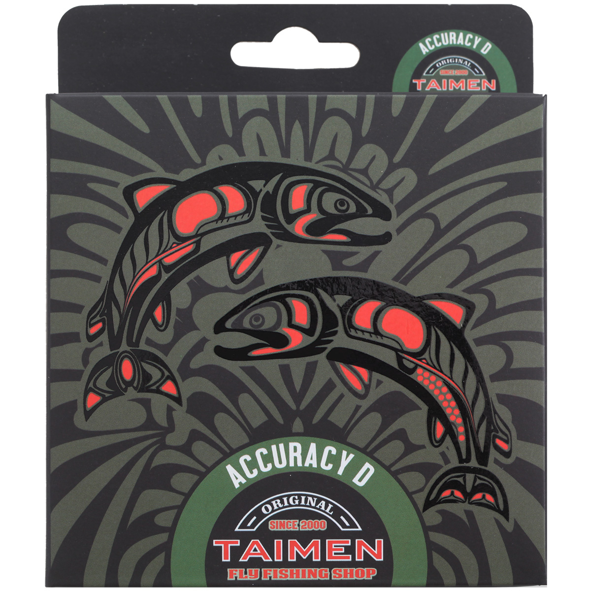Taimen Accuracy D - Fly Line
