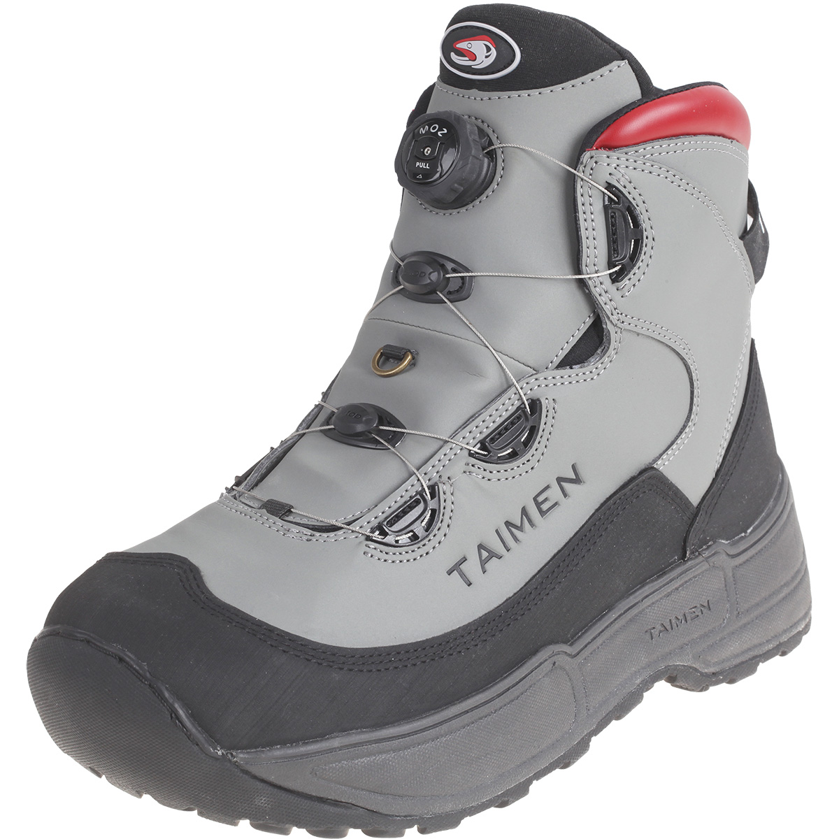 Taimen khatanga wading boots fishing wading boots ebay for Fly fishing wading boots