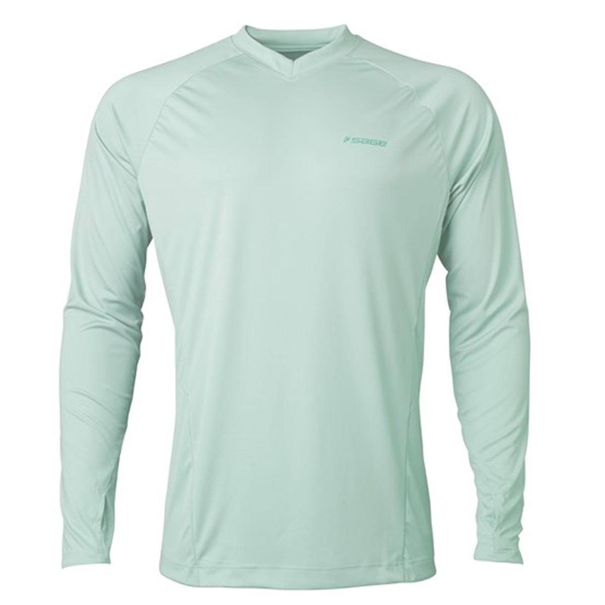 Sage sun shirt fishing shirts taimen for Fly fishing sun shirt