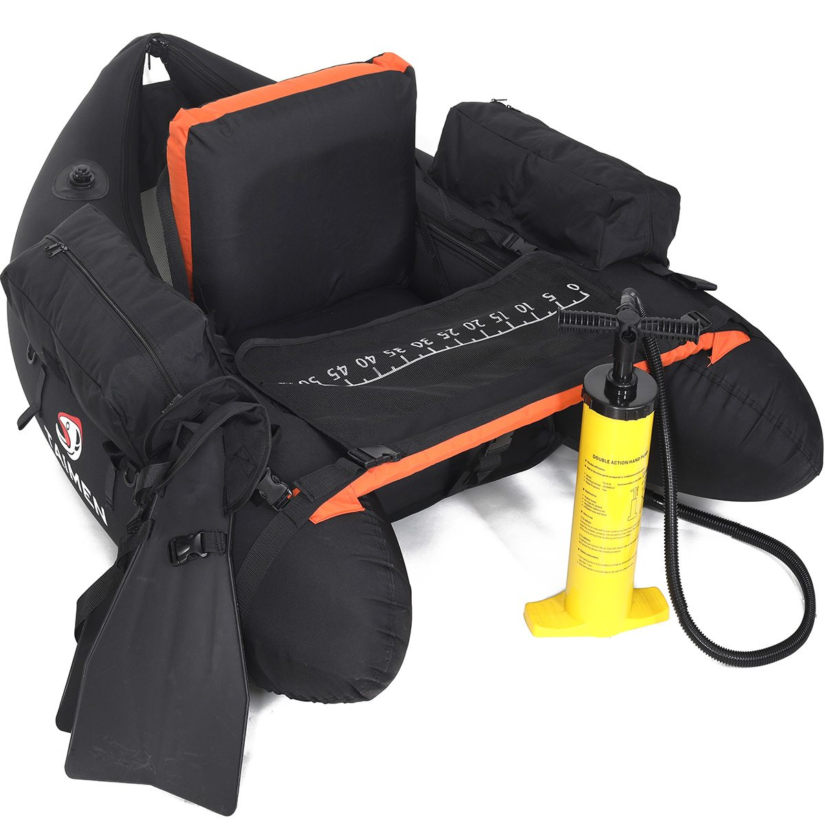 Taimen Hovsgol Float Tube Kit
