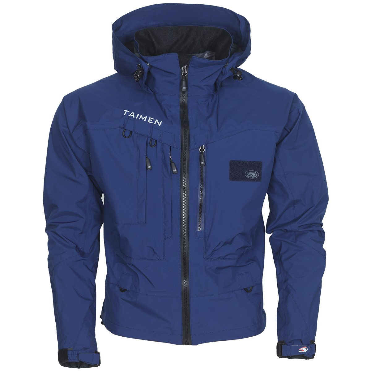 Taimen Selenga Wading Jacket - Blue Depth