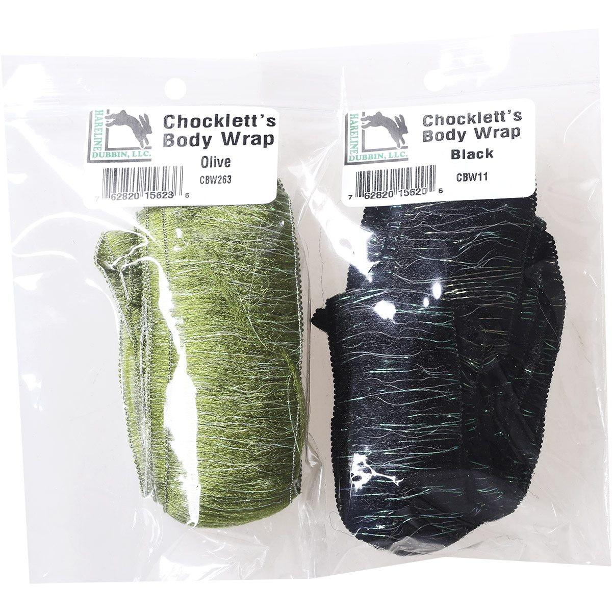 Hareline Chockletts Body Wrap