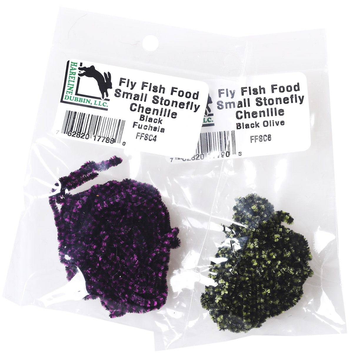 Hareline Fly Fish Food Small Stonefly Chenille