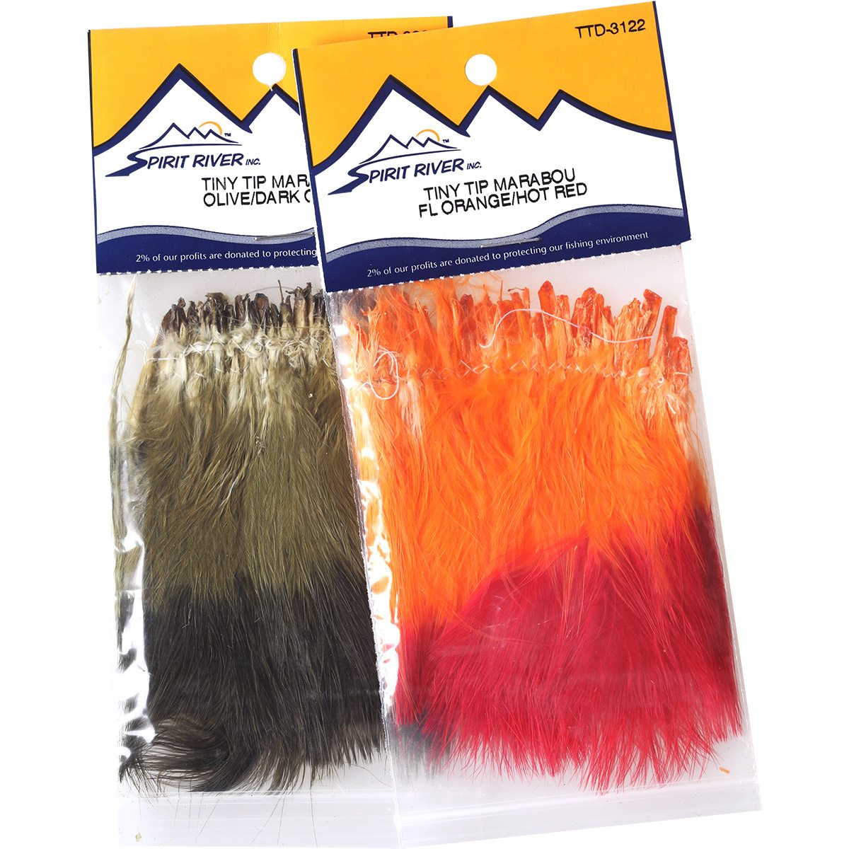 Spirit River Tiny Tip Marabou