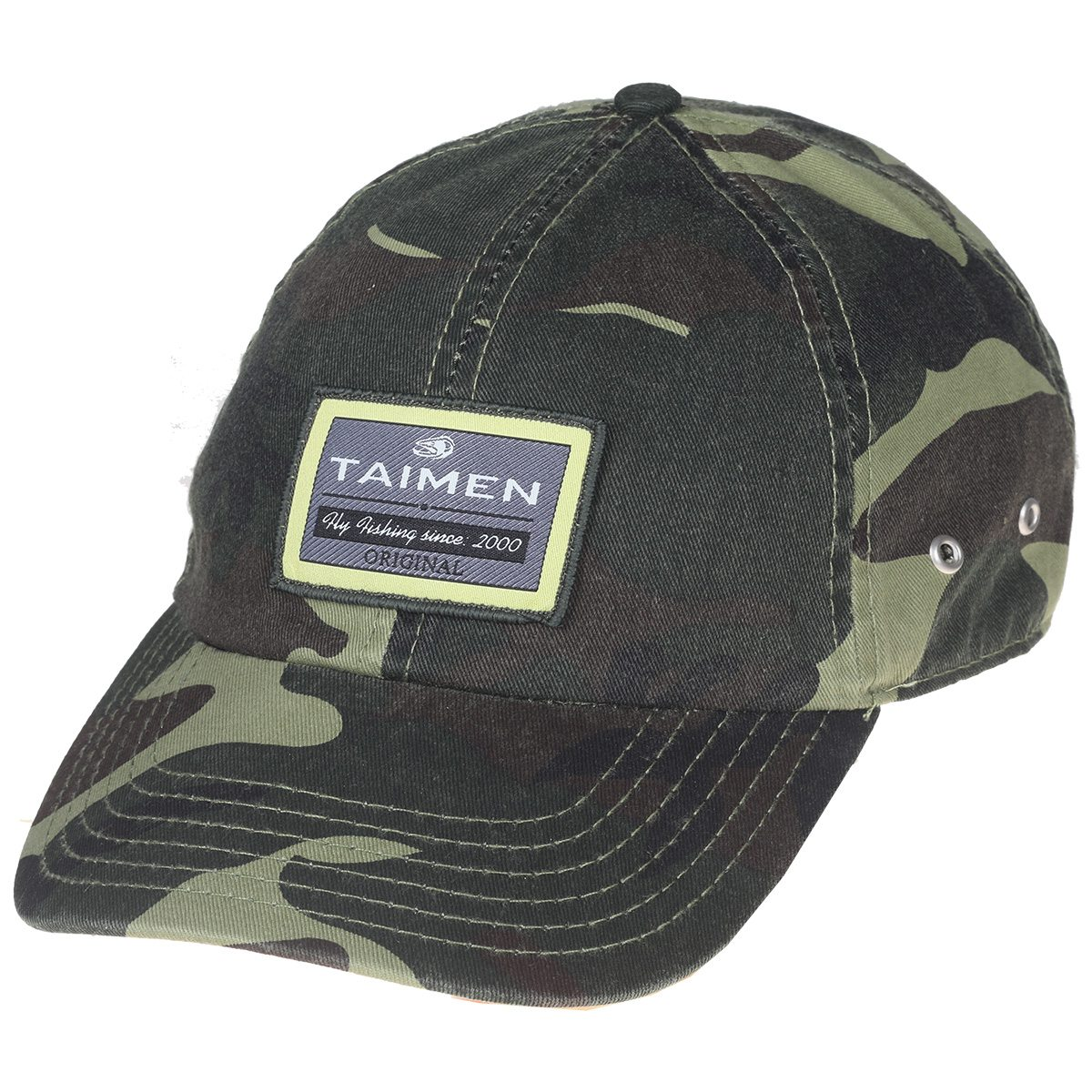 Taimen Fishing Cap Camo