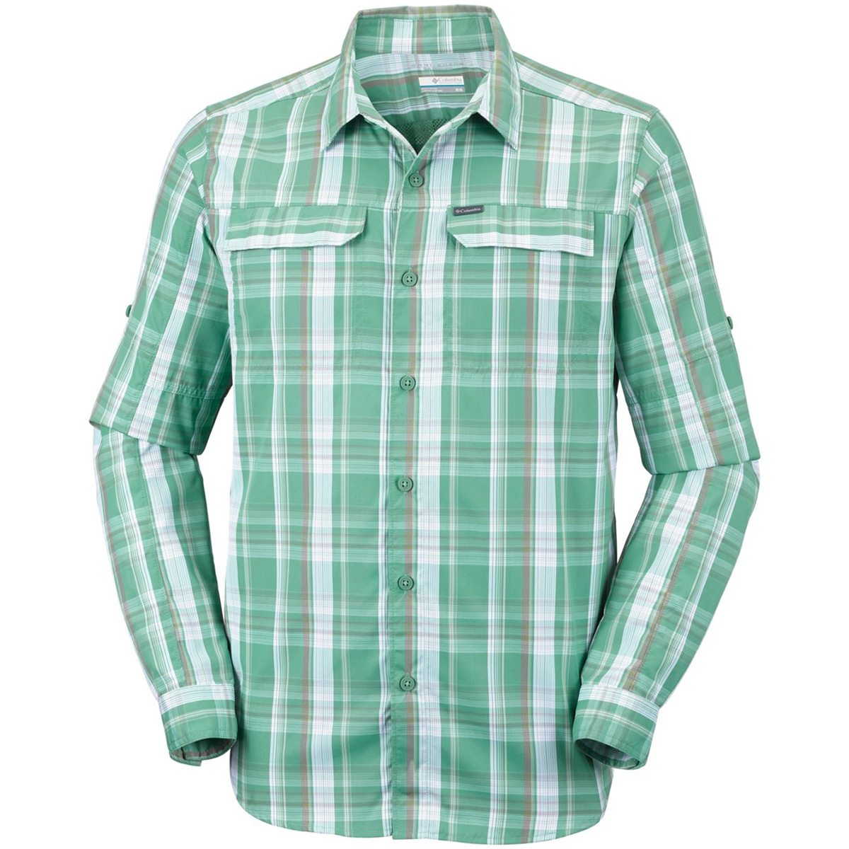 Columbia Silver Ridge 2.0 Plaid L/S Shirt