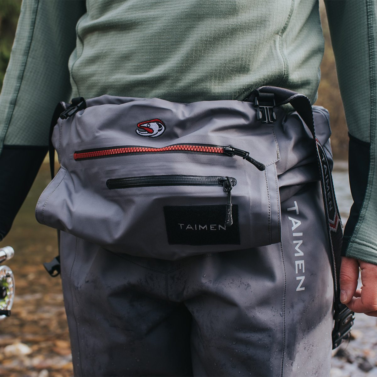 Taimen Chuluut Waders Set 1