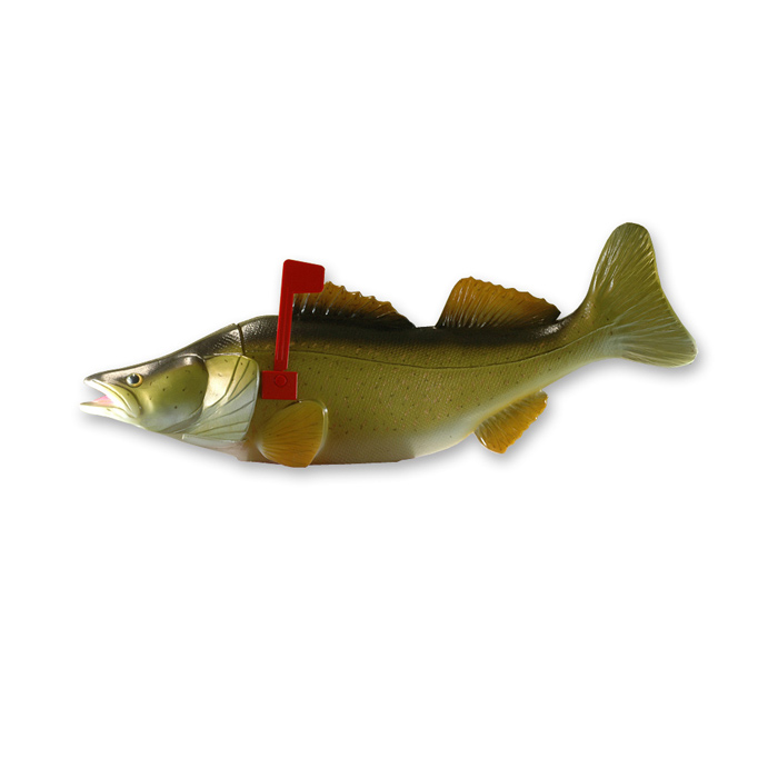 Mail box fishing gadgets ebay for Fish mailboxes for sale