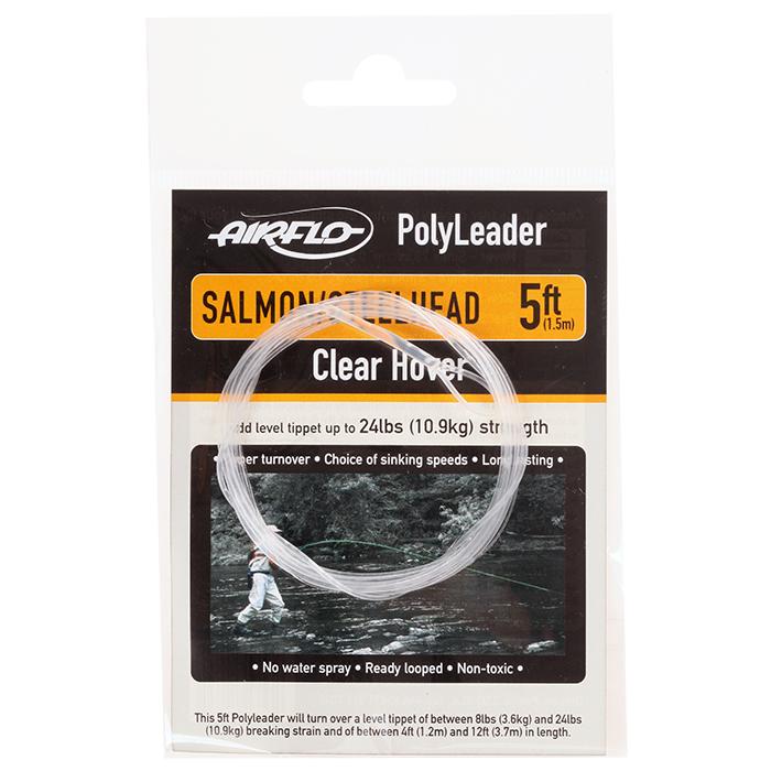 Airflo Polyleaders Salmon Steelhead 5 Ft Tapered