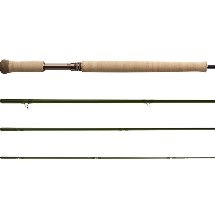 Sage one switch fly fishing rods ebay for Sage fly fish
