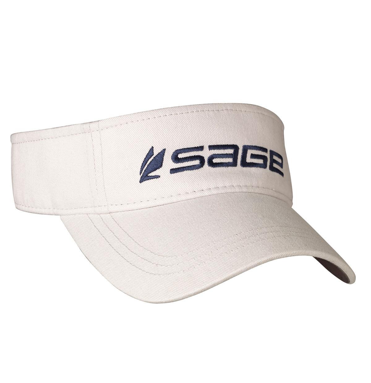 Sage visor fishing caps taimen for Sage fly fishing hat