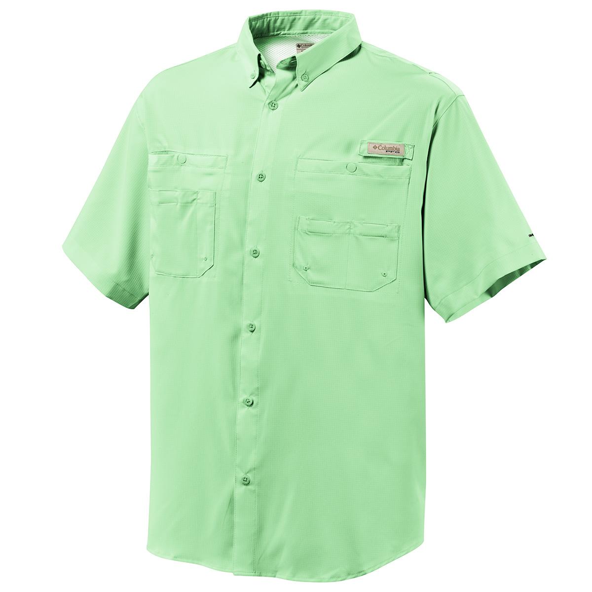 Columbia tamiami ii ss shirt 2015 fishing shirts ebay for Columbia cotton fishing shirt