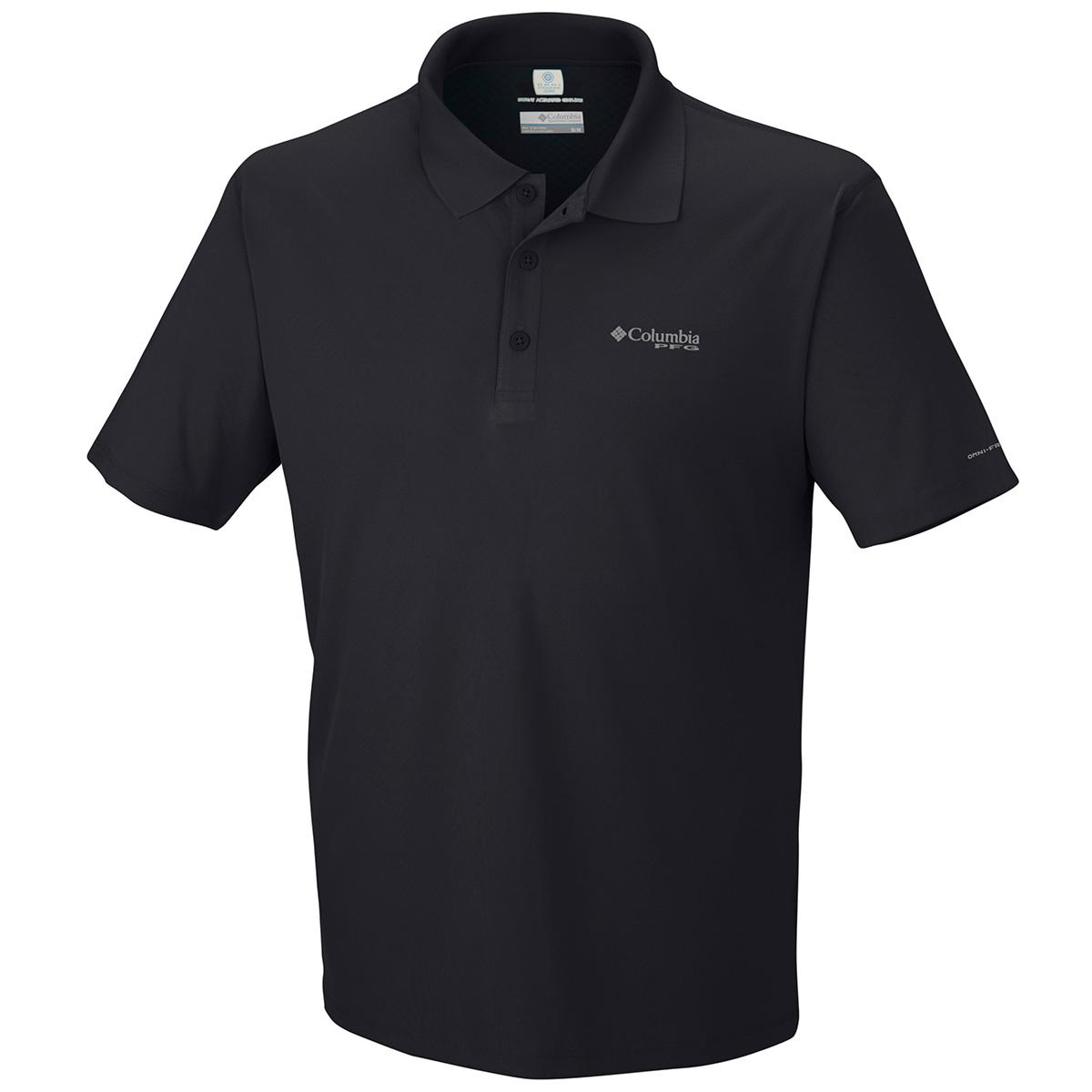 Columbia Pfg Zero Rules Polo Fishing Tshirt Ebay