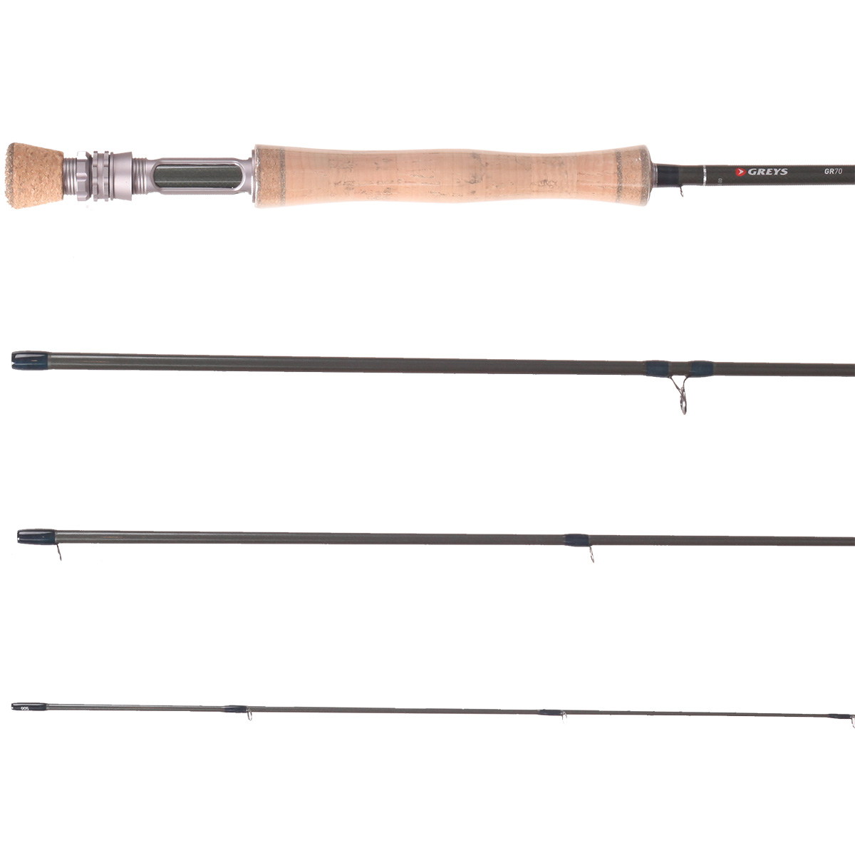 Greys gr 70 fly fishing rods ebay for Ebay fishing poles