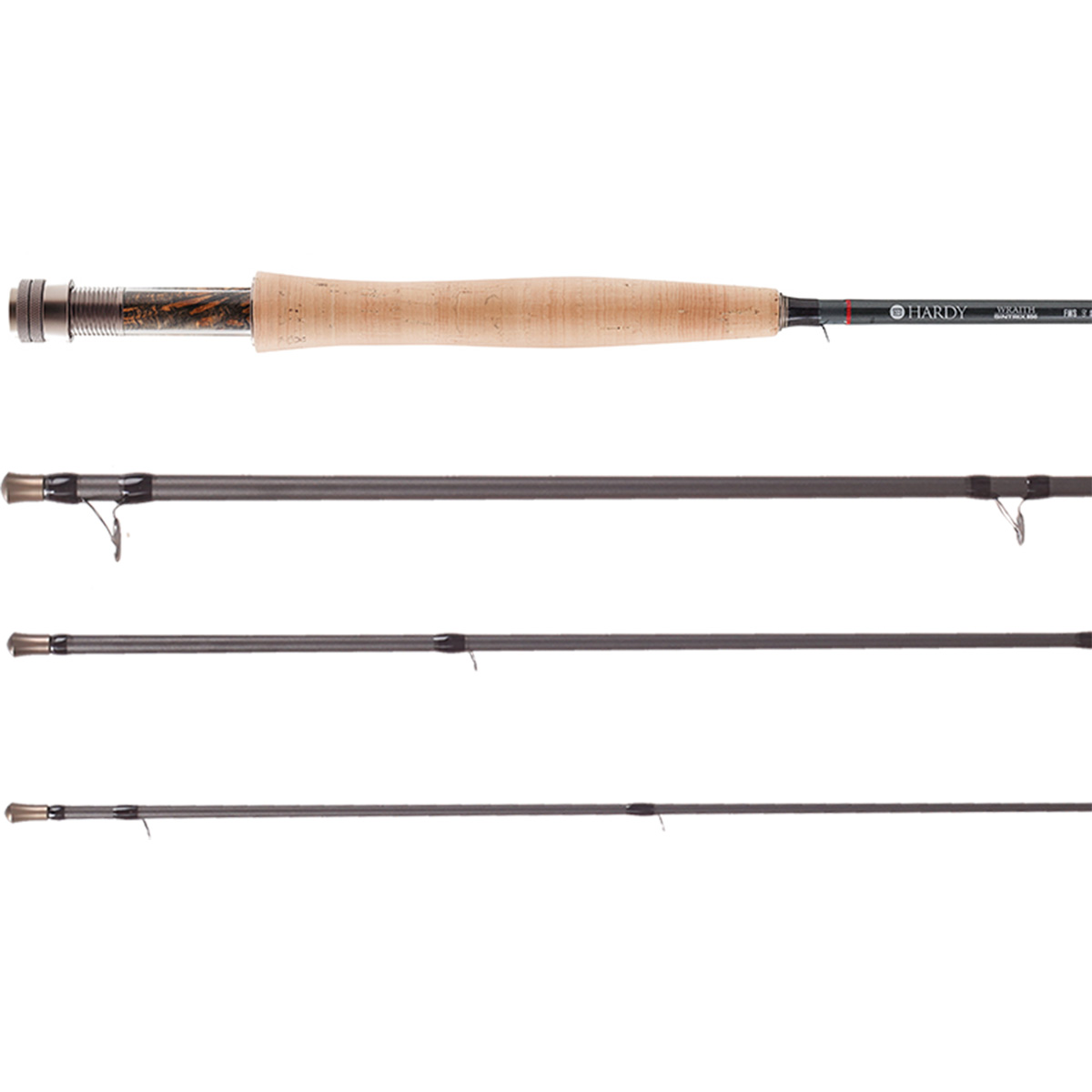 Hardy wraith aws fly fishing rods ebay for Fly fishing rods