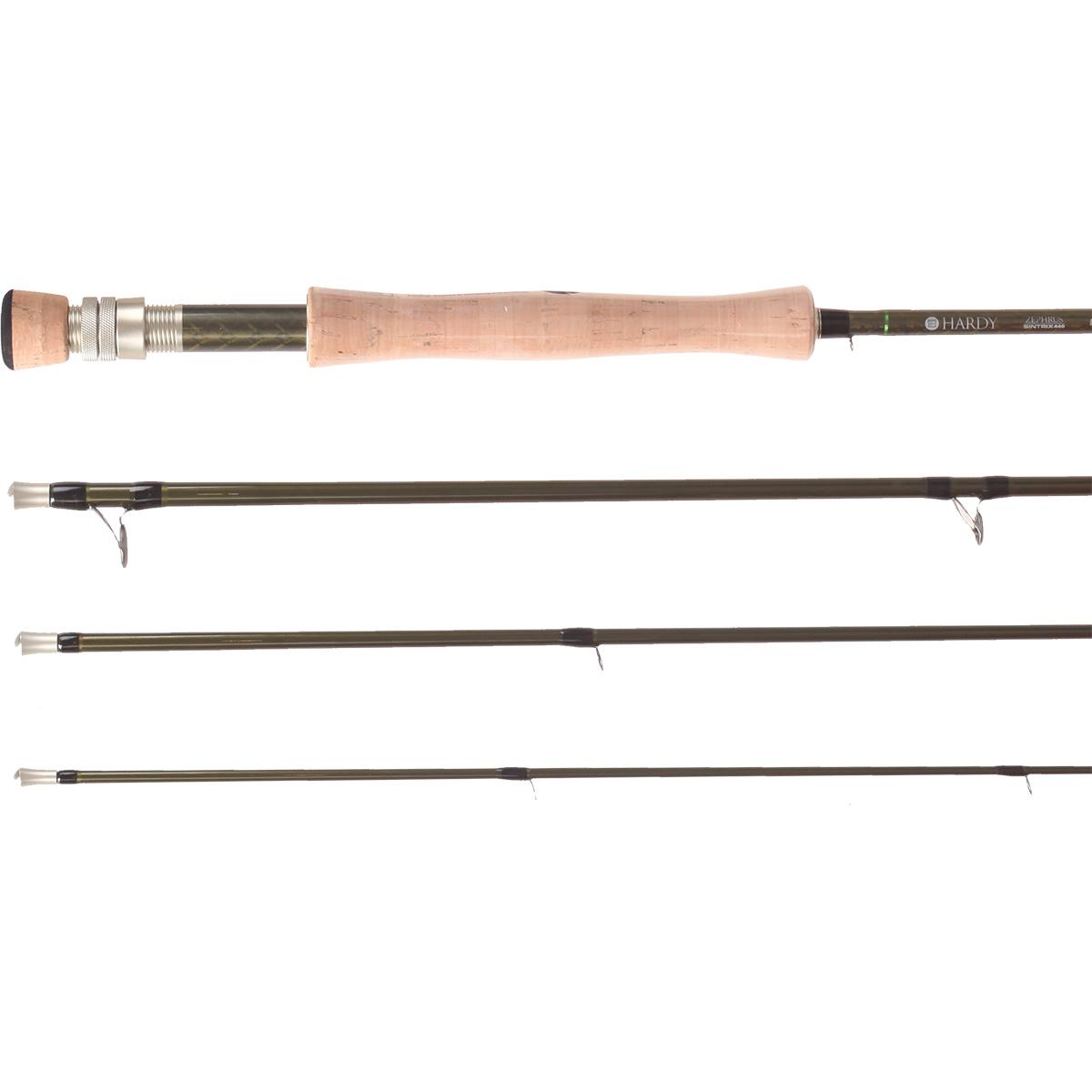 Hardy zephrus aws fly fishing rods ebay for Ebay fly fishing