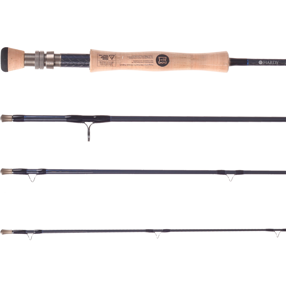 Hardy zephrus sws fly fishing rods ebay for Fly fishing rods