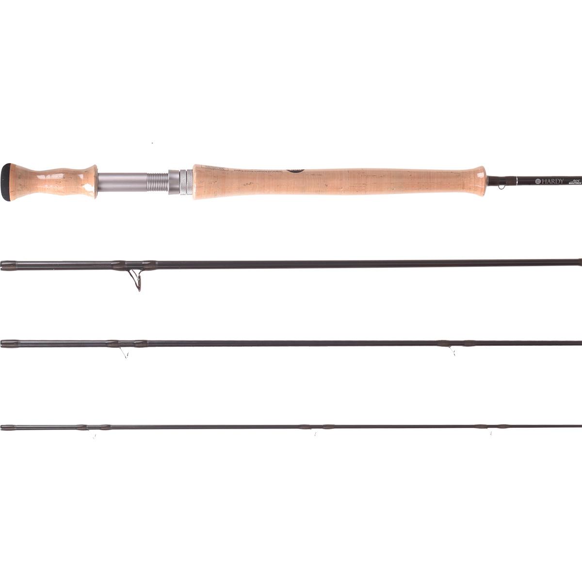 Hardy jet aws switch fly fishing rods ebay for Ebay fly fishing