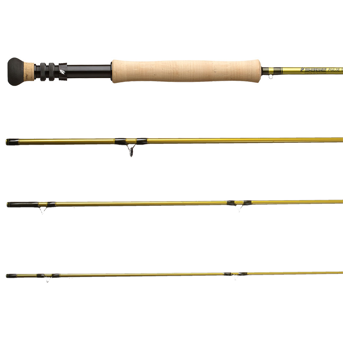 Sage pulse fly fishing rods ebay for Fly fishing rods