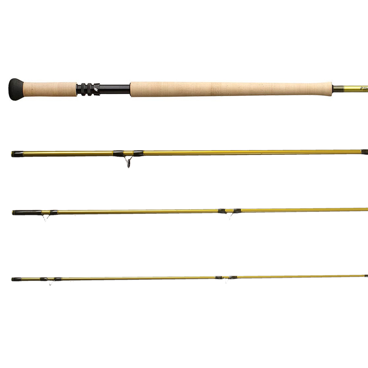 Sage pulse switch fly fishing rods ebay for Ebay fishing poles