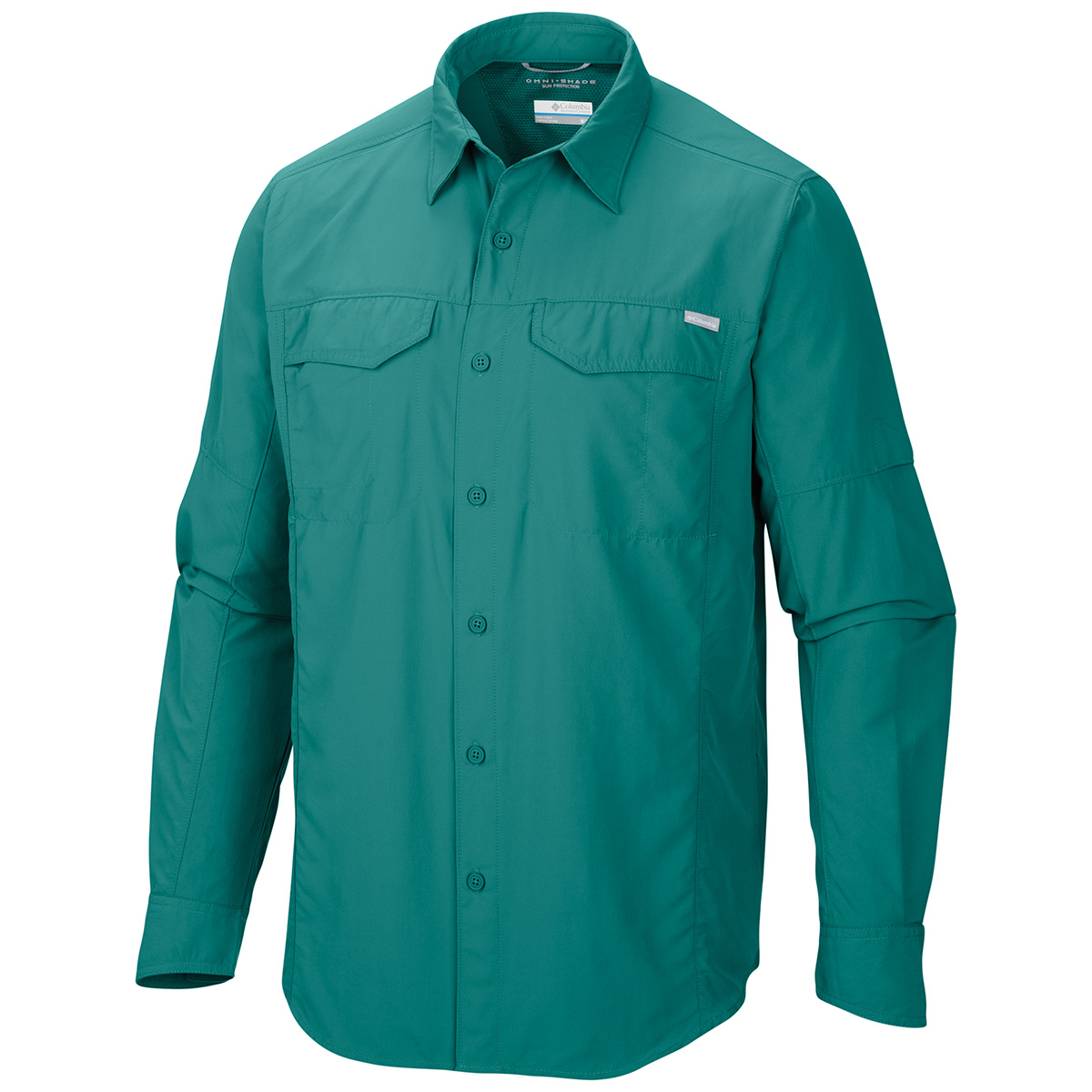 Columbia silver ridg long sleeve shirt fishing shirts for Fishing long sleeve shirts