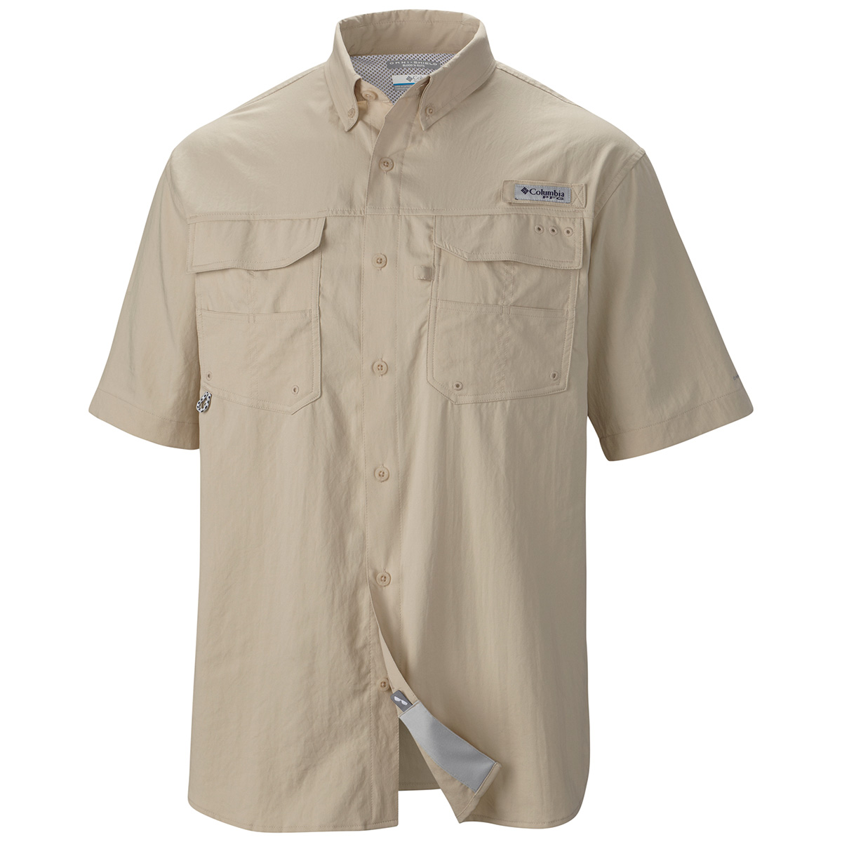 Columbia blood and guts iii short sleeve woven fishing for Columbia fishing shirts on sale