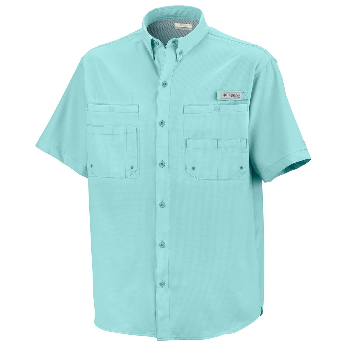 Columbia tamiami ii ss shirt fishing shirts ebay for Pfg fishing shirts