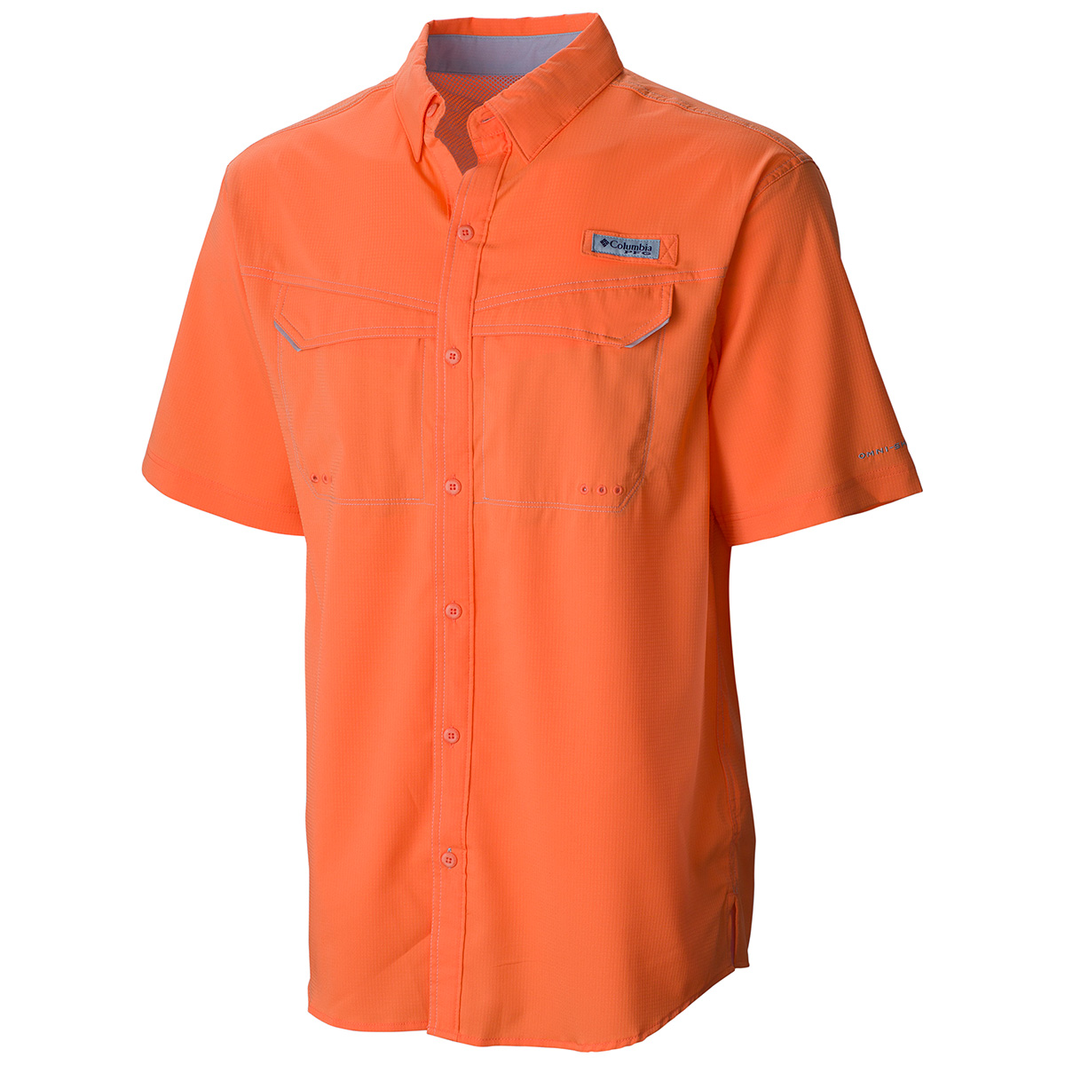 Columbia low drag offshore ss shirt fishing shirts taimen for Two fish apparel