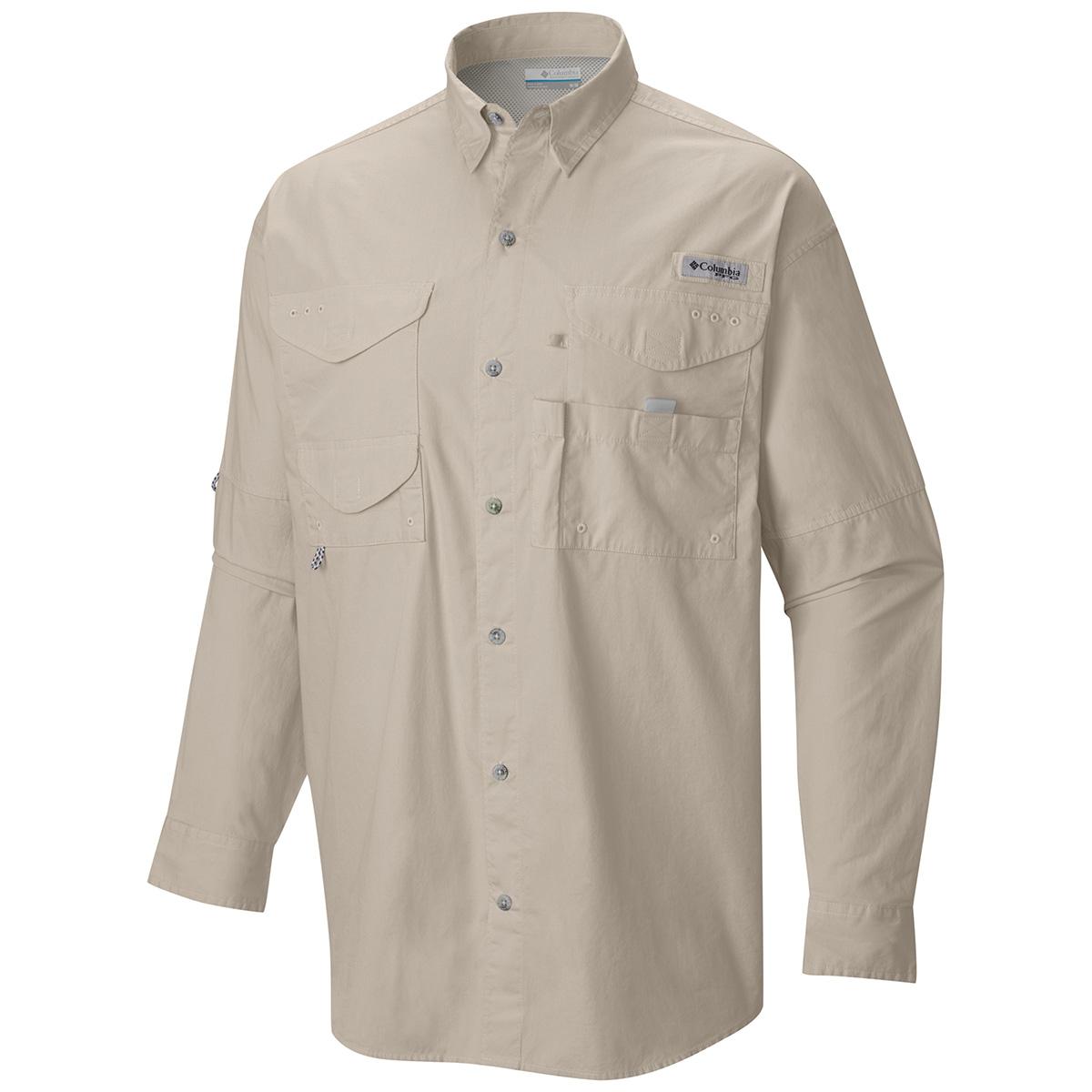 columbia bonehead ls shirt fishing shirts taimen