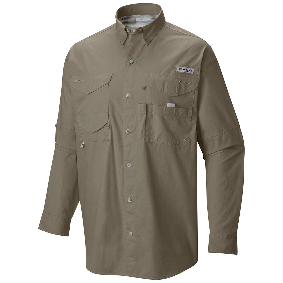 Columbia bonehead ls shirt fishing shirts taimen for Columbia bonehead fishing shirt
