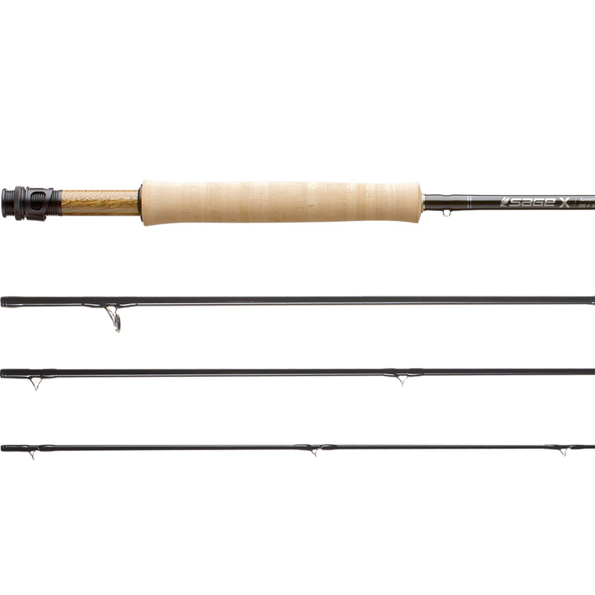 sage x rod fly fishing rods